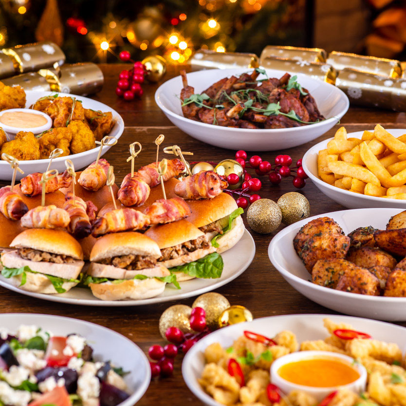 Christmas Meal.Enjoy Christmas 2019 At Bloomsbury Menus Booking